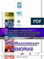 Memorias Congreso Redieluz 2014