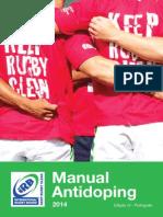 IRB Anti Doping Handbook 2014 PT