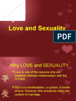 Seventh Lecture Love and Sexuality