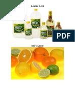 Sample of Acid Base Salt