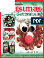 18 Homemade Christmas Decorations How to Make Christmas Decorations.pdf