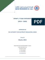 7 Years Statement 2014-2020