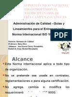 ISO 10015-1999 sistemas de calidad_20_01_2015.pptx