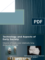 Science and Technology Report (Stone Age)