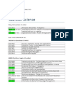 Decision Science Courses