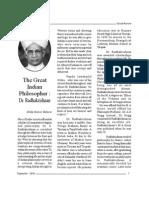 Dr Radhakrishna