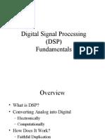 digital signal processing fundamentals  -140712074018-phpapp02