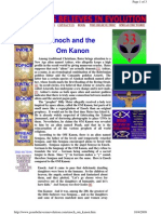 Enoch and the Om Kanon