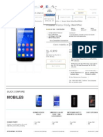 Huawei Honor Holly Price in India - Buy Huawei Honor Holly Black_White 16 GB Online - Huawei _ Flipkart