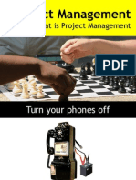 Project Management(2)