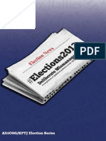 #Elections2013 Compendium