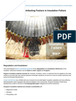Electrical-Engineering-portal.com-2 Most Common Contributing Factors in Insulation Failure