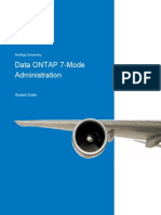 Data ONTAP 7-Mode Administration. StudentGuide.pdf