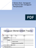 MATERI Gangguan Stress Akut, Gangguan Stress Pasca Trauma 2