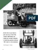 1901 Half Scale Truck