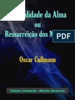 Imortalidade Ou Ressureição Da Alma - Oscar Cullmann