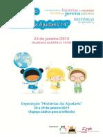 Histórias da Ajudaris 2014 na ESEB, 24-1-2015