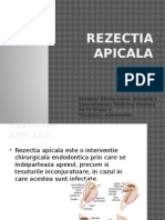 Birzila Ioana- Grupa 3- Rezectia Apicala- Endo
