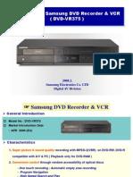 Samsung Dvd Vcr