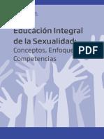Educacion Integral Sexualidad Conceptos Enfoques Compete