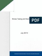 Stress Testing Paper