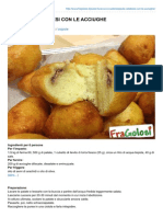 Fragolosi.it-zeppole Calabresi Con Le Acciughe