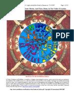 Mandala of the Denderah Zodiac