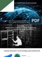Evolução da TIC e o impacto sobre as.ppt