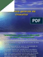 Caractere Generale Virusuri