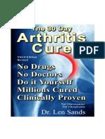 The 30 Day Arthritis Cure v3.3 eBook Cp