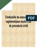 31 142 Cheltuielile de Executare in Reglementarea NCPC-ConfUnivDrJudecatorEvelinaOprina