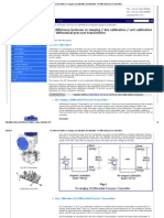 The difference between re-ranging _ dry calibration _ wet calibration - for differential pressure transmitters.pdf