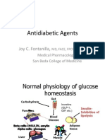 Antidiabetic Agents