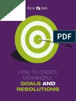 Robert Kiyosaki - Goals and Resolutions (2015)
