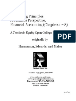 Accounting Principles Book