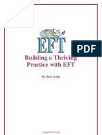 Building a Thriviing Practice With EFT
