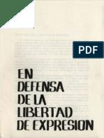 En Defensa de La Libertad