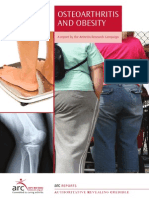 ARC Report Osteoarthritis Obesity