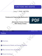 Fundamental Engineering Maths 1