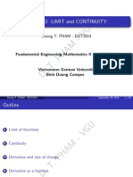 Fundamental Engineering Maths 2