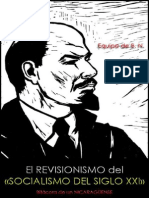 Equipo de B. N.; El revisionismo del «socialismo del siglo XXI», 2013.pdf