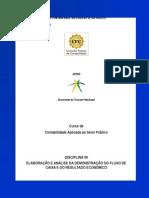 Elaboração e Análise do Fluxo de Caixa e Res. Ex.doc