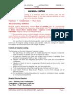 MARGINAL COSTING NOTES.doc