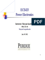 Purdue ECE 433 - Lecture 1