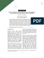 Majalah Peranan Audit Sistem Ilmiah Unikom, Vol.6,