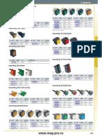 Rectangular Indicator Lamps