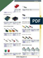 Various Indicator Lamps