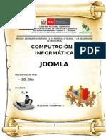 MONOGRAFIA JOOMLA