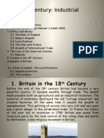British in the 18th Century