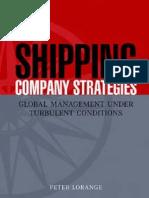 Shipping Company Strategies